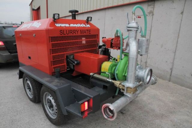 Pto Hydraulic Eb 1685 3 Pump : Mastek bauer sx engine driven pump